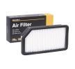 RIDEX Vzduchový filtr HYUNDAI