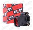 STARK Sensor, Drosselklappenstellung SKTPS-0380013 für FORD ESCORT VI Stufenheck (GAL) 1.4 ab Baujahr 08.1993, 75 PS
