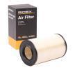 RIDEX Filtereinsatz 8A0116