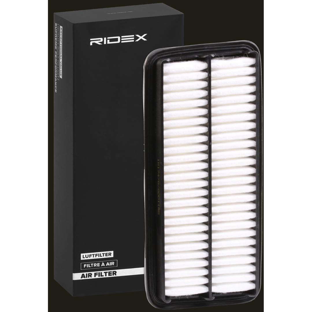 Filtro de Aire RIDEX 8A0177 conocimiento experto