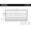 OEM Suodatin, sisäilma RIDEX 8001216 Varten TOYOTA