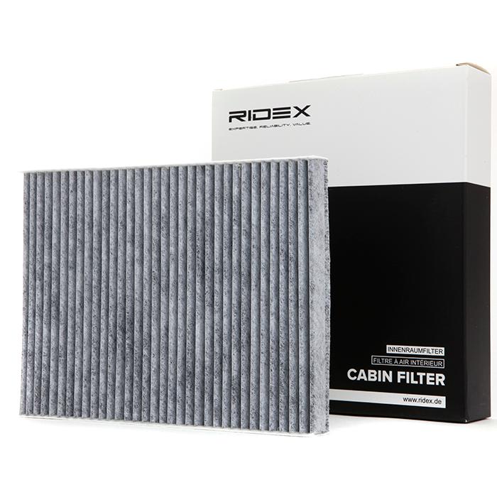 Cabin Air Filter RIDEX 424I0004 4059191334575