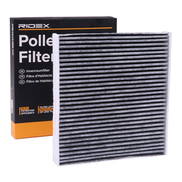 Cabin Air Filter RIDEX 424I0215 expert knowledge