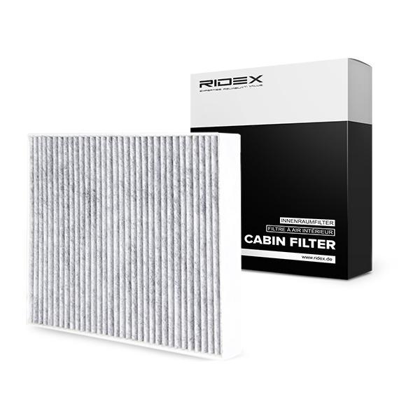 Pollenfilter RIDEX 424I0017 Bewertung