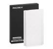 Filtro de aire acondicionado MERCEDES-BENZ Clase B (W245) 2011 Año 8001271 RIDEX Cartucho filtrante, Filtro de partículas