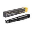 RIDEX Hinterachse, Gasdruck, oben Stift, unten Auge 854S0103