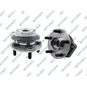 GSP  9327039 Radlagersatz Ø: 124mm