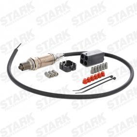 STARK Lambdasonde SKLS-0140309 für AUDI 80 (81, 85, B2) 1.8 GTE quattro (85Q) ab Baujahr 03.1985, 110 PS