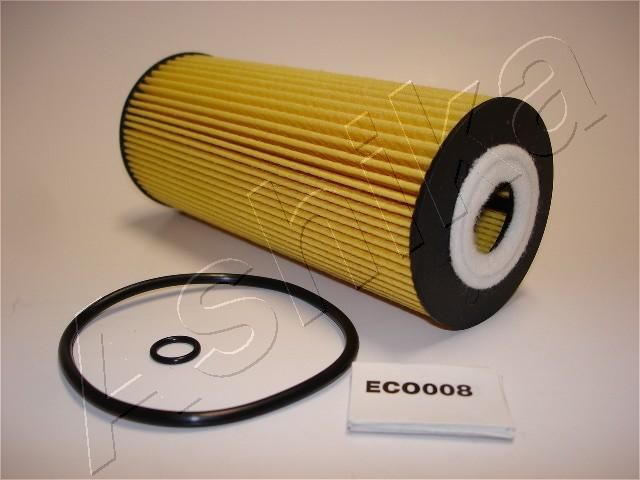 Ölfilter ASHIKA 10-ECO008 8033001060379