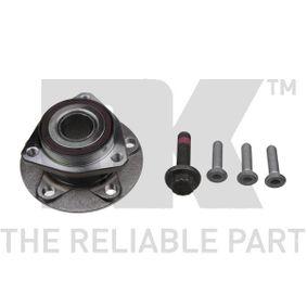 Wheel Bearing Kit Ø: 136mm with OEM Number 8V0 498 625 A