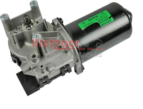 Scheibenwischermotor 2190620 METZGER 2190620 in Original Qualität