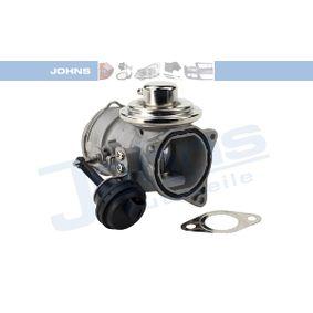 JOHNS AGR-Ventil AGR 13 10-095 für AUDI A4 (8E2, B6) 1.9 TDI ab Baujahr 11.2000, 130 PS