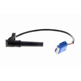 Sensor de Velocidad RENAULT MEGANE II (BM0/1_, CM0/1_) 1.6 16V de Año 01.2006 112 CV: Sensor de revoluciones, caja automática (V42-72-0059) para de VEMO