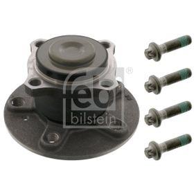 Wheel Bearing Kit Ø: 143,0mm with OEM Number 246 334 0006
