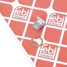 Sealing Plug, oil sump with OEM Number 007 603 01 21 10