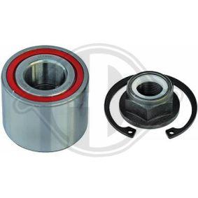 Juego de cojinete de rueda Ø: 55mm, Diám. int.: 25mm con OEM número 7701205596