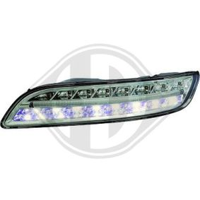 Zestaw reflektorów do jazdy dziennej 2001988 PORSCHE 911 (997)