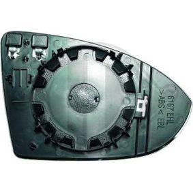 Vetro specchio, Specchio esterno con OEM Numero 5G0 857 521