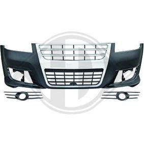 Stoßstange VW PASSAT Variant (3B6) 1.9 TDI 130 PS ab 11.2000 DIEDERICHS Stoßfänger (2246550) für
