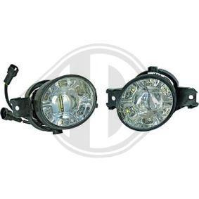 2009 Nissan Qashqai j10 1.6 Fog Light Set 4473588