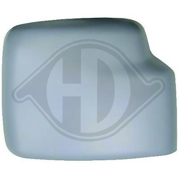 DIEDERICHS  6425828 Cover, outside mirror