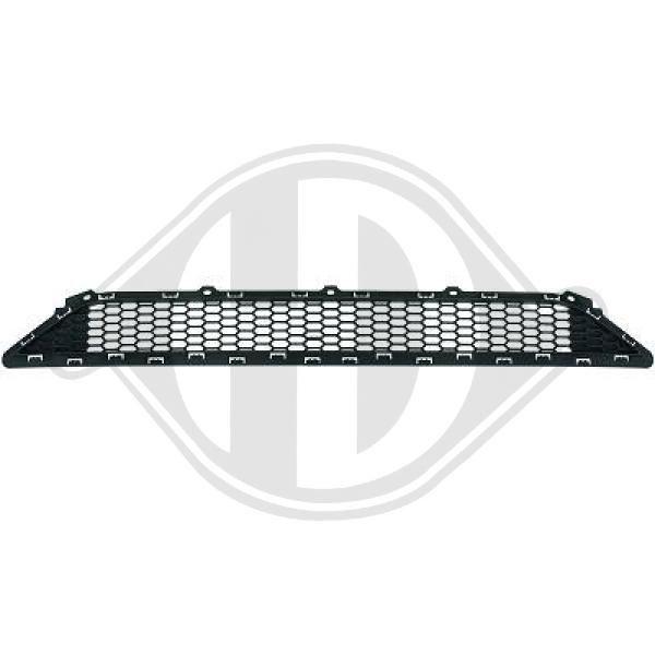 DIEDERICHS  6533088 Fendinebbia Tipo lampada: H8