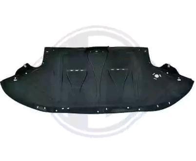 Protezione / Copertura motore 8101713 DIEDERICHS 8101713 di qualità originale