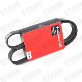 V-Ribbed Belts Length: 1130mm, Number of ribs: 6 with OEM Number 7700 114 730