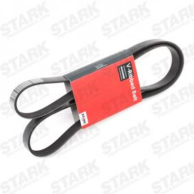 V-Ribbed Belts SKPB-0090139 SCIROCCO (137, 138) 1.4 TSI MY 2011