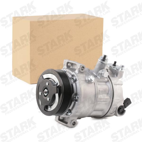Kältemittelkompressor STARK SKKM-0340119 Erfahrung