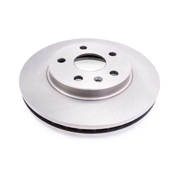 Disc Brakes RIDEX 82B0351 4059191126408