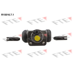Radbremszylinder mit OEM-Nummer 005 420 81 18