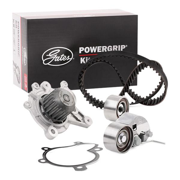 Timing belt and water pump kit GATES T43133 expert knowledge