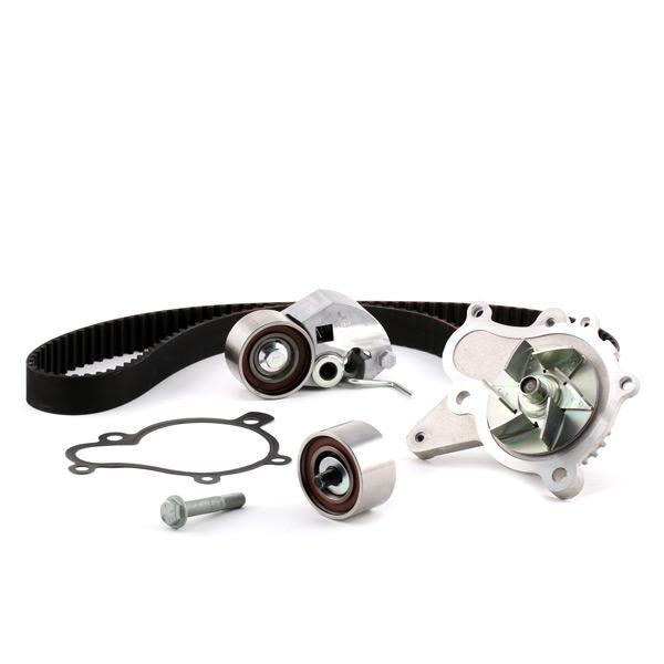 Water Pump + Timing Belt Kit GATES WP0101 rating