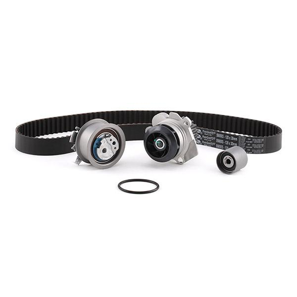 Timing belt and water pump kit GATES K055569XS 5414465539961