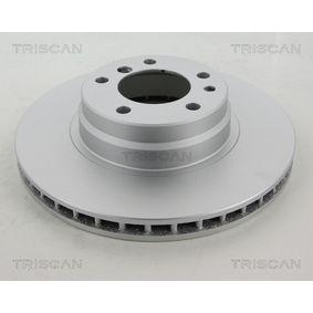 Bremsscheibe Bremsscheibendicke: 28mm, Lochanzahl: 5, Ø: 316mm mit OEM-Nummer 34.11.1.162.093