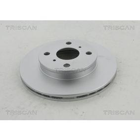 Disque de frein Epaisseur du disque de frein: 18mm, Nbre de trous: 4, Ø: 238mm avec OEM numéro 43512 16 130