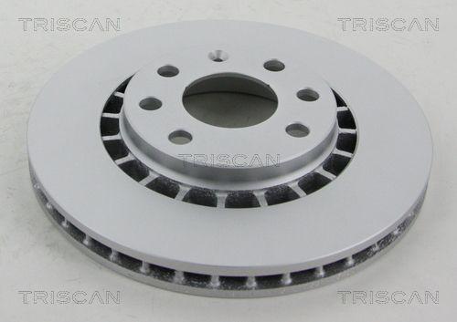 Bremsscheiben 8120 24110C TRISCAN 8120 24110C in Original Qualität