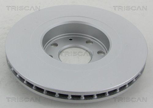 Scheibenbremsen TRISCAN 8120 24110C Bewertung