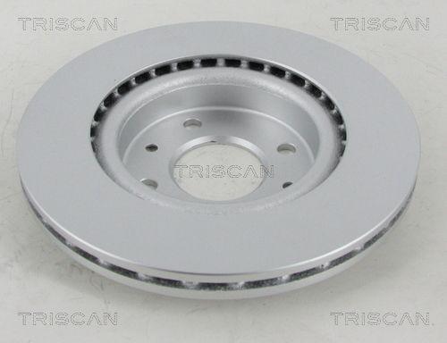 Scheibenbremsen TRISCAN 8120 25107C Bewertung
