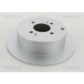 Brake Disc 8120 43126C RIO 2 (JB) 1.5 CRDi MY 2013