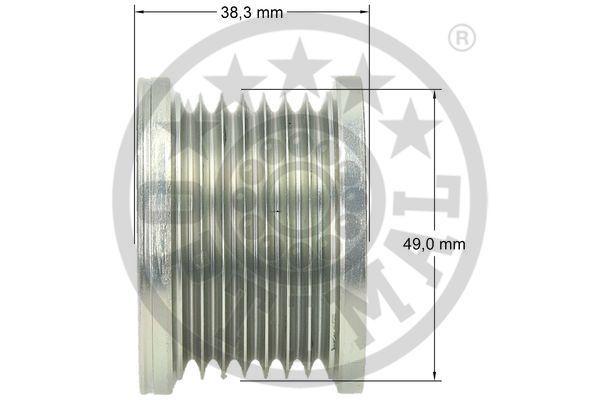 Freilauf Generator OPTIMAL F5-1063 Erfahrung