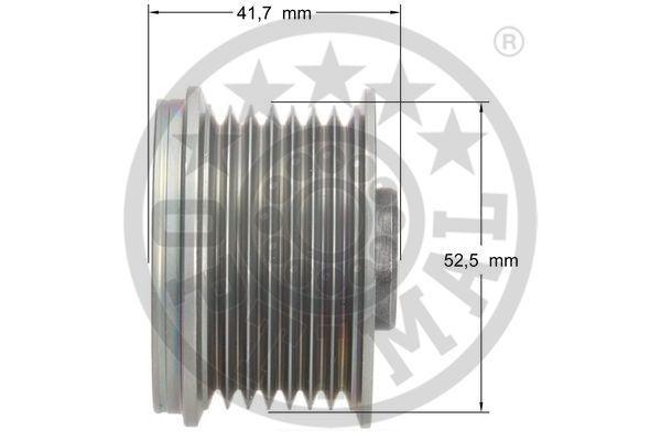 Freilauf Generator OPTIMAL F5-1074 Erfahrung