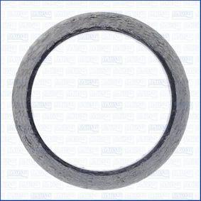 Dichtung, Abgasrohr Ø: 69mm, Innendurchmesser: 53mm mit OEM-Nummer 20695-8H320
