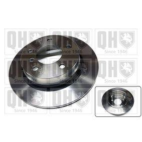 Bremsscheibe Bremsscheibendicke: 19mm, Lochanzahl: 5, Ø: 276mm mit OEM-Nummer 34 211 165 211