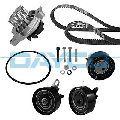 DAYCO  KTBWP5720 Water pump and timing belt kit