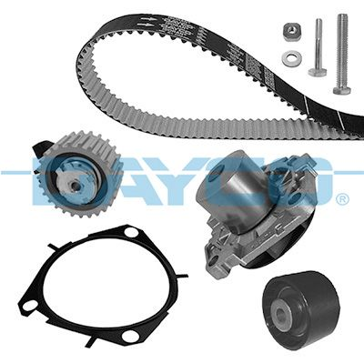 DAYCO  KTBWP8470 Water pump and timing belt kit