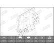 OEM Bremsbelagsatz, Trommelbremse 1907101070 von JURID