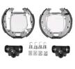 OEM Brake Set, drum brakes JURID 381068J