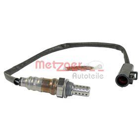Lambdasonde Kabellänge: 450mm mit OEM-Nummer 1067 580